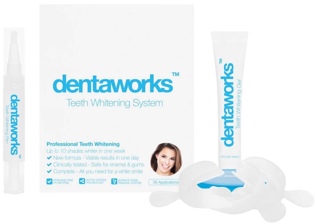 Dentaworks tandblekningsgel