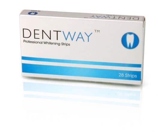 Dentway white strips