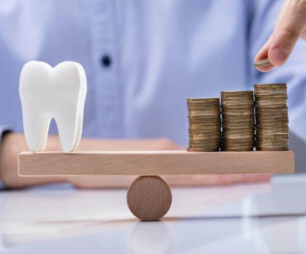 Tandblekning pris